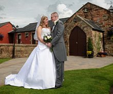 Marriage ceremonies at The Mill Forge Hotel