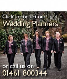 Contact a Wedding Planner for more information on our Packages