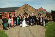 Ultimate Exclusive Wedding Package from The Mill Forge Hotel near Gretna Green