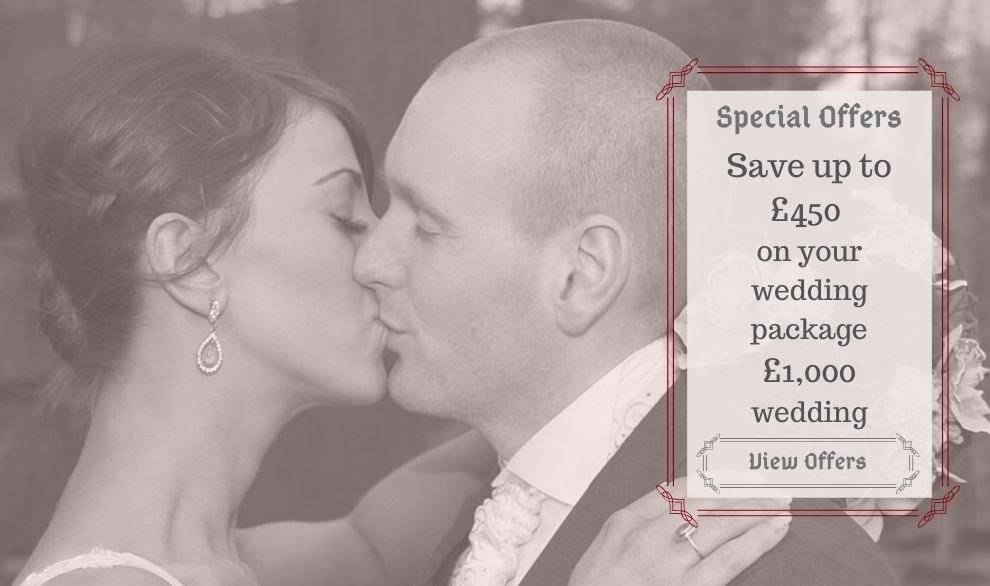 Tie The Knot Exclusive Use Package from The Mill Forge Hotel, Gretna