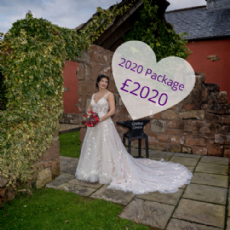 2020 Wedding Package from The Mill Forge Hotel near Gretna Green